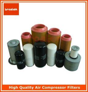 Élément de filtre de remplacement pour compresseur à air Atlascopco (partie 1613730600 (201007000))