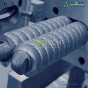 extrudeuse à double vis ligne bouletage de compoundage de carbonate de calcium