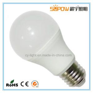 Fábrica Wholsale Lâmpada Lâmpada LED de 7 W/lâmpadas economizadoras de energia com 2 anos de garantia