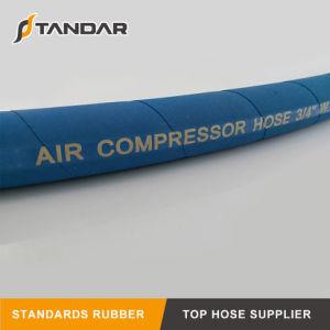 De vlotte Slang van de Compressor van de Lucht van de Druk van de Oppervlakte Flexibele Rubber