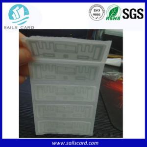 UHF EPC G2 RFID 자동 접착 레이블