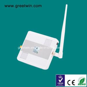 Dcs1800MHz de de Mobiele Spanningsverhoger/Repeater van het Signaal van de Telefoon met de Volledige Reeks van de Digitale LEIDENE Kabel van het Comité + van de Antenne