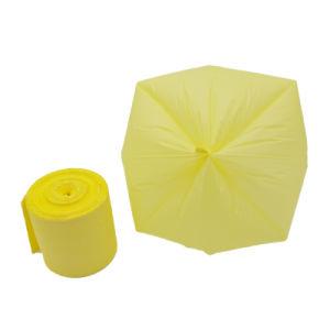 100% biodegradierbare En13432 zugelassene Beutel-Abfall-Beutel-biodegradierbare Plastiktasche des Einkaufen-ASTM6400