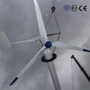 turbina di vento 10kw per il programma del sistema dell'alimentazione elettrica di su-Griglia