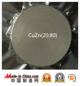 Alvo de pulverizaça ̃ o fornecedor na China, Ett