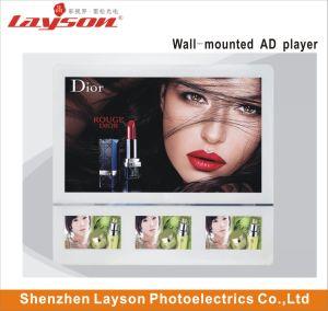 23,6-дюймовый ЖК-дисплей с диагональю 10,1 дюйма и рекламные видео проигрывателя Media Player TFT экран элеватора сети WiFi полноцветный светодиодный HD Digital Signage