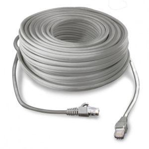 Revestimiento de PVC UTP CAT6 SFTP FTP Cable de conexión de cable de red