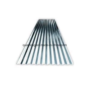 Strato ondulato ondulato galvanizzato del tetto della lamiera di acciaio