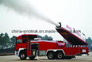 محترف إمداد تموين [هووو] [فير تروك] نار يتنازع شاحنة نار معركة محرك مع ماء زبد نوع