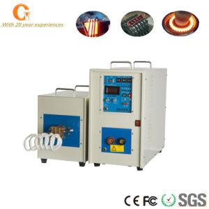セリウムは承認した中国の高周波分割された誘導電気加熱炉(GY-40AB)を