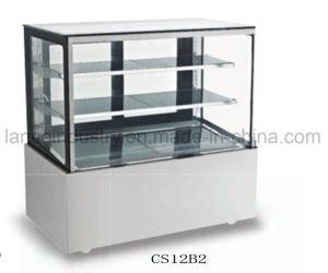 Resfriador de bolo popular/Refrigerador Comercial/Bolo Exibir/vitrina de bolos frigorífico