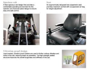 Fabricante oficial xe35u oruga de la miniexcavadora barato chino para la venta