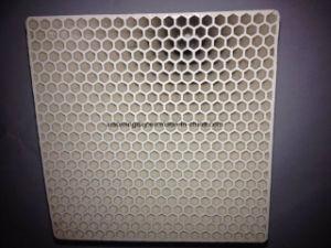 En forma de panal de cerámica de alta calidad de almacenamiento térmico RTO