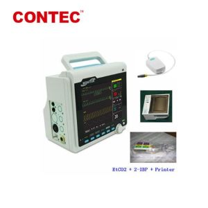 実質の製造業者のContec Cms6000のFDAのセリウムの診断医装置の忍耐強いモニタの徴候