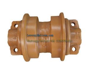 Rouleau supérieur pour excavatrice machinerie de construction de pièces de châssis porteur de nivelage