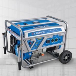 8kwガソリンガソリン発電機の電気開始