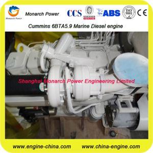 De mariene Macht van de Motor van Cummins van de Motor Mariene van 100~120kw