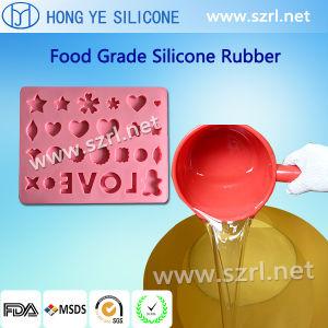 Alimento Grade Silicone per Bread Cake Molds Making