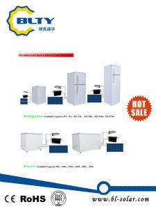 Solar DC frigorífico y congelador