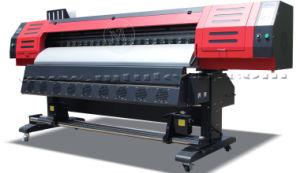 2 Pieces Dx7 HeadsのDx7 Eco Solvent Printer