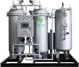 Psa 질소 발전기 가스는 기업을%s 99.999% 기계를 순화한다