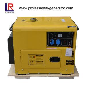 5kVA insonorizado Generador Diesel con servicio de OEM