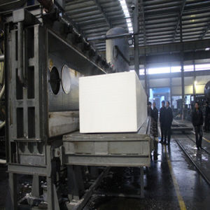 Fangyuanの優秀な品質EPSサンドイッチパネル機械製品種目