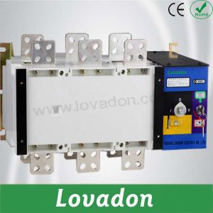 Schakelaar van de Overdracht van de Reeks van Hgld 630A 400V 50Hz de Automatische