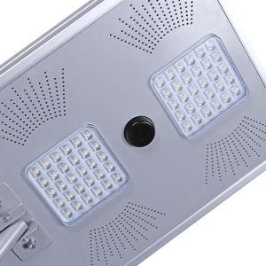 Sensor de movimiento de fabricación china Lámpara de luz de la calle 50W