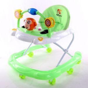 고도 아기를 위한 조정가능한 360 도 회전 보행자