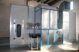 Año Nuevo Venta caliente cabina de pintura automotriz sólo necesita $5300