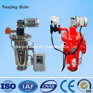 Automatique du filtre à eau Self-Cleaning en acier inoxydable pour le système de climatisation