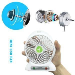 Стороны вентиляторов работает от батареи аккумуляторов портативных мини-электрического вентилятора личные вентиляторы с правой панели вентилятора для настольных ПК