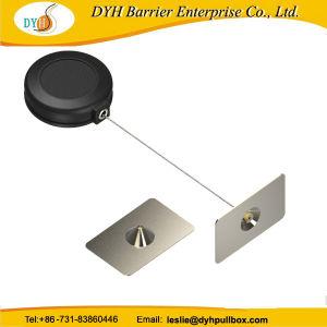 Cerveza de alta calidad de alimentación y cable de seguridad retráctil antirrobo/Pull Box de anteojos, joyas, teléfonos móviles