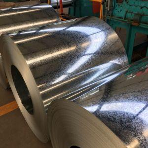 Strato d'acciaio galvanizzato del tetto ondulato 0.15*900 di Dx51d in bobina