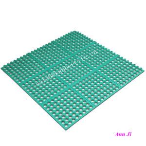 Colorida Antifatigue antideslizante de Cocinas Industriales Antifatiga alfombrilla de goma