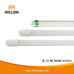 15W T8 Tube LED en plastique de la lumière avec ce