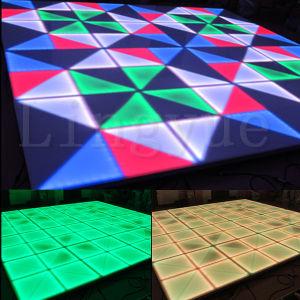 ディスコのナイトクラブ安いLEDのダンス・フロアの段階ライト