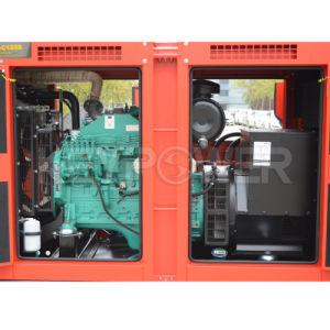 115 kVA seis Cylindersprime gerador diesel tipo silenciosa de energia