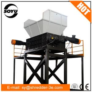 고형 폐기물 슈레더 또는 폐기물 슈레더 또는 낭비 플라스틱 슈레더 플라스틱 쇄석기