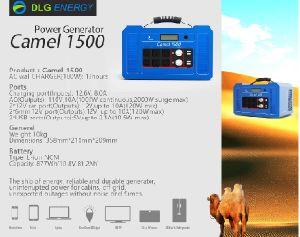 Dlg Power Generator Camel 1500 877wh