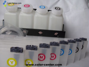 Tinten-Zubehör-System Roland CISS-4X8 kontinuierliches für Roland-Drucker