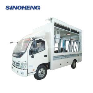 販売のためにトラックを広告するFotonの新しい移動式屋外P8フルカラーの可動装置LED