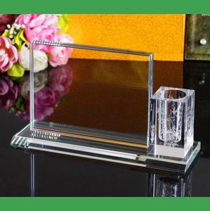 KristallStationery Set Gifts Pen Holder mit Foto Frame
