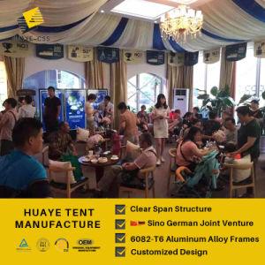 Alto picchi tenda esterna di evento del partito del Pagoda di 6m x di 6