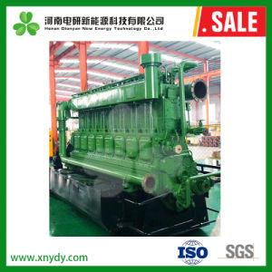 100KW/200 kw/ Conjunto de la generación de biogás unidad generadora de vapor