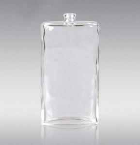 100ml Perfume la botella de cristal de vidrio envases cosméticos maquillaje embalaje