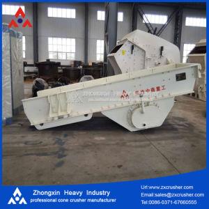Par la Chine à la fabrication de convoyeur vibrant