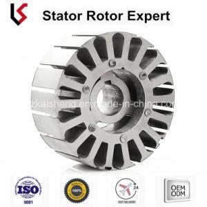 Наружный диаметр 75 слотов 18 моста 17 статора и ротора ламинирование стек кремния стали адаптированные для скутера Self-Balance BLDC
