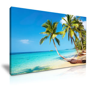 Het Af:drukken van het Canvas van het zeegezicht voor Uw Decoratie van het Huis